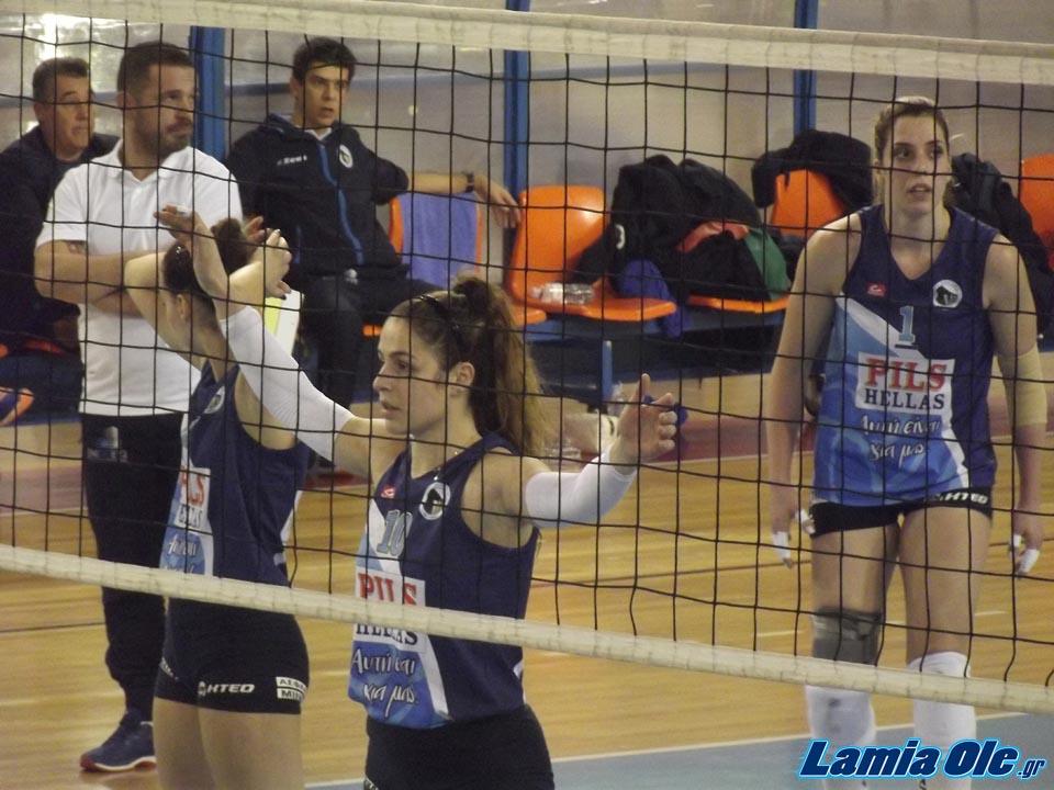 ΒΙΝΤΕΟ ΑΟ Λαμίας - Βριλήσσια 3-0