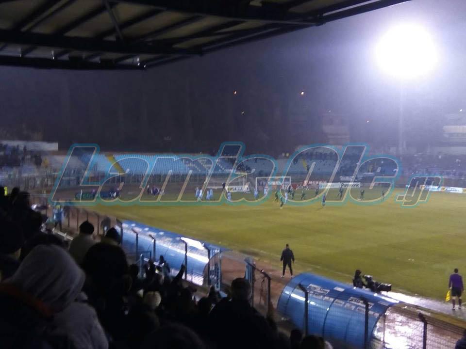 ΠΑΣ Λαμία - Παναθηναϊκός 1-0