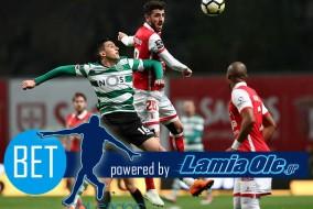 Στοίχημα Lamia Ole Goleador 23-01-2019