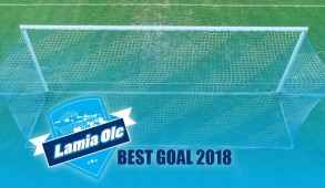 Ψηφίστε το Best Goal της Λαμίας για το 2018!