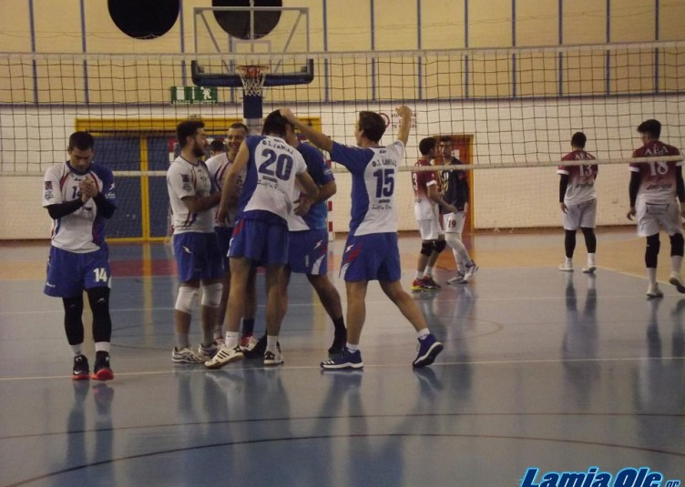 Φιλαθλητικός Λαμίας - Αργώ Βόλου 0-3