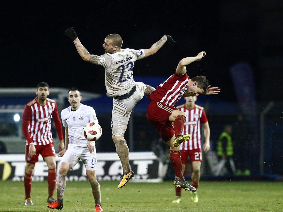 Highlights ΠΑΣ Λαμία - Ολυμπιακός 3-3