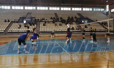 ΑΟ Λαμίας - ΕΑ Λάρισας 3-1 φιλικό